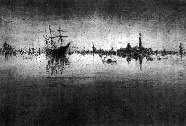Whistler-Nocturne