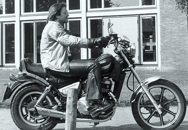 Kawasaki-LTD-450
