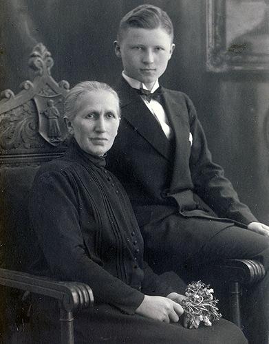 Sohn-&-Mutter
