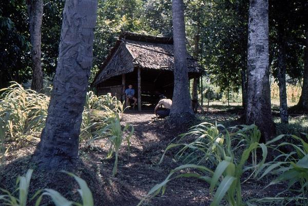 Huette-Gunung-Potong