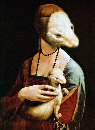 Hermelin-mit-Hermelin