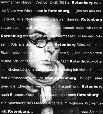 Arno Schmidt (1914-1979)