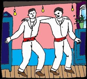 griechische-Taenzer