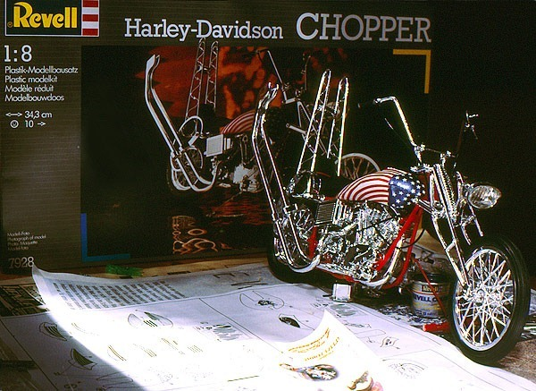 Harley-Chopper