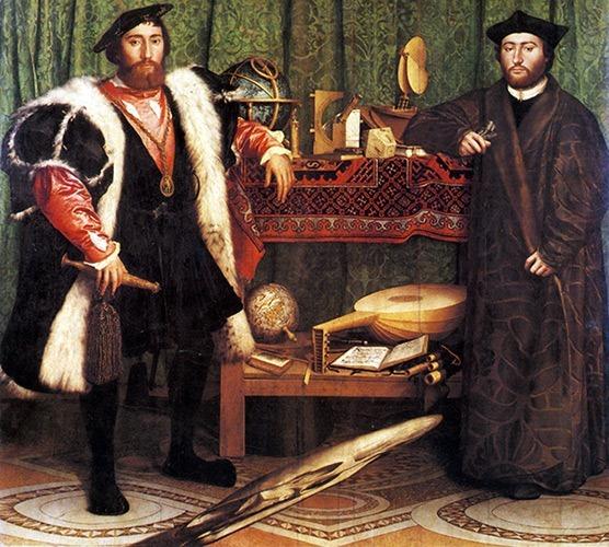 Holbeins-Gesandte