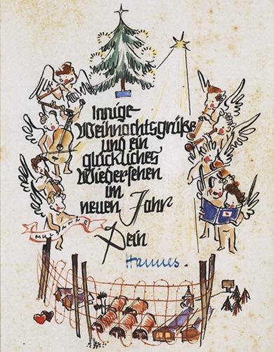 Lager-Weihnacht