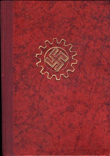 Mitgliedsbuch-Arbeitsfront