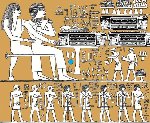 aegyptische-Autoradios