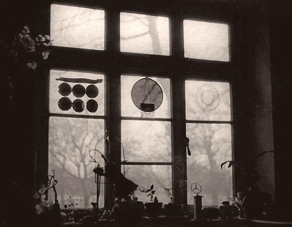 Fenster-Silhouette