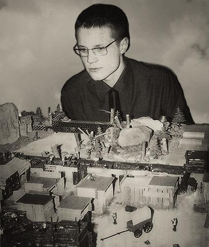 Western-Diorama