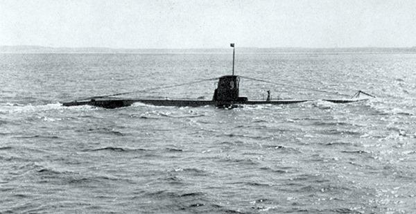 U-91-taucht