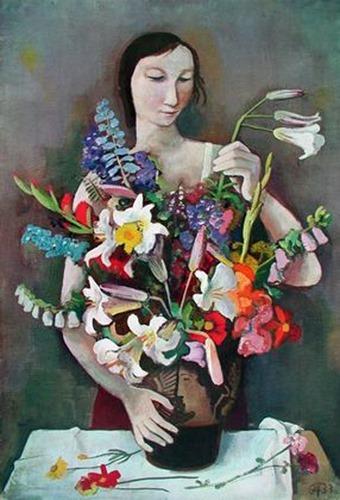 KH-Blumenfrau